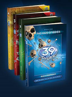 39 Clues. нечто придуманное великими людьми мира сего для продолжения