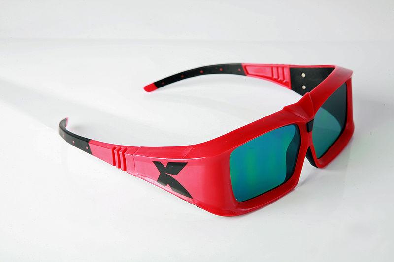 Очки для xpand 3d кинотеатр эффект